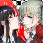 Kakegurui Live-Action Film Gets Novel On March 22-2019