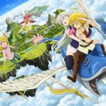 THE SEVEN DEADLY SINS: PRISONERS OF THE SKY Review