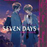 Viz Media Licenses Seven Days Boys-Love Manga