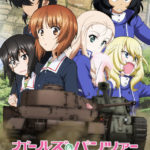 2nd Girls und Panzer das Finale Movie new Trailer Released