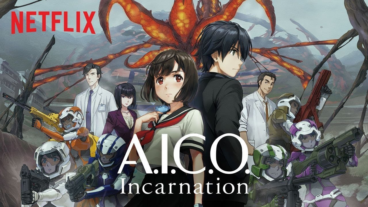 A.I.C.O. -incarnation-