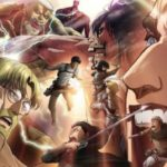 Attack on Titan Season 3 Court 2 Shares an Intense Key Visual Poster