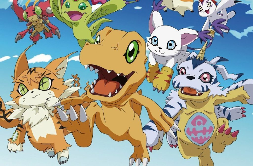New Digimon Movie