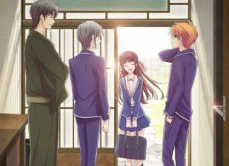 New Fruits Basket Anime