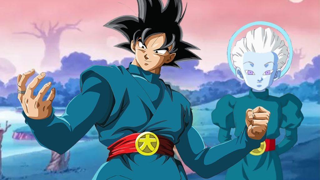 Grand Priest Goku