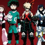 "New Announcement Came From My Hero Academia ""New Light Novel"""