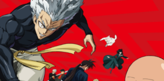 One Punch Man Release Date