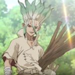 DR. STONE Anime Reveals Its New Trailer