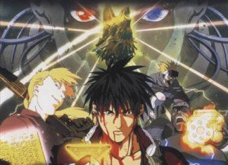 Spriggan Manga