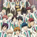 Starmyu Anime's 3rd Season Key Visual Is Revealed