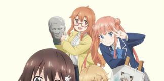 This Art Club Has a Problem! Anime