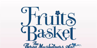 Yen Press Added 'Fruits Basket: The Three Musketeers