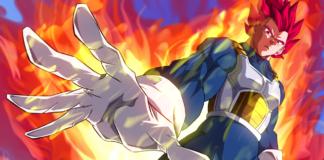 Dragon Ball Xenoverse 2 Adds SS-God Vegeta
