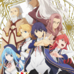 Crunchyroll Adds Kenja no Mago Anime to its Simulcast Lineup