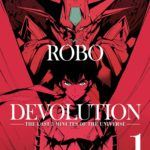 Getter Robo Devolution Manga Comes To An End In 2 Chapters