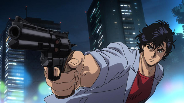 City Hunter Anime
