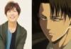 'Hiroshi Kamiya - Levi' Is Chosen #1
