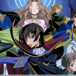Code Geass: Lelouch of the Rebellion Will be on Netflix On May