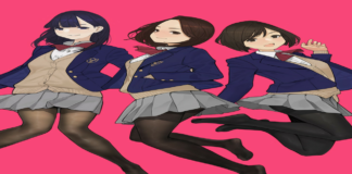 Miru Tights Anime Announced to be