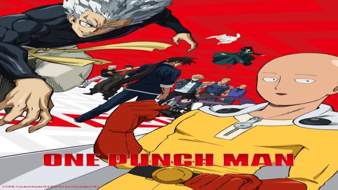 Tubi TV Announced to Stream One-Punch Man Season 2