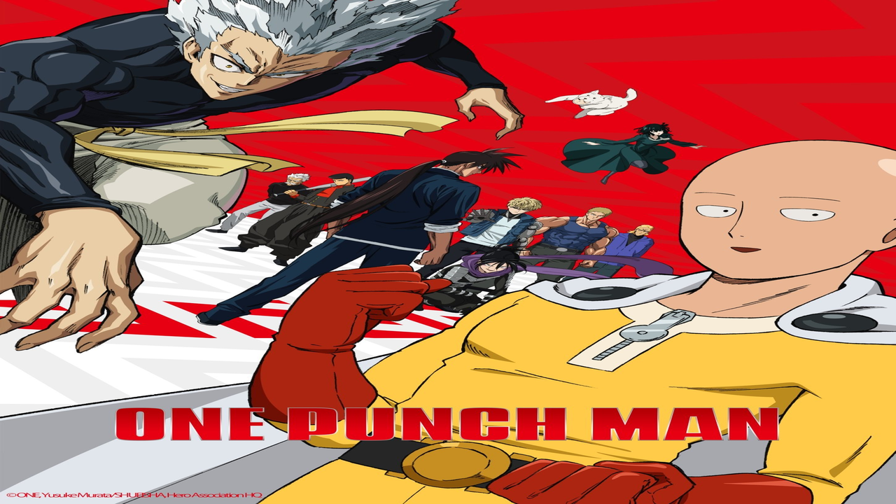 Tubi TV Announced to Stream One-Punch Man Season 2, and 3 Naruto