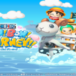 New One Piece Bon! Bon! Journey!! Smartphone Game is in Developing