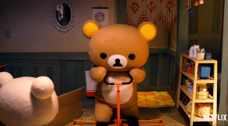 The Stop-Motion Anime Rilakkuma And Kaoru Releases A Special Video