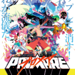 Promare Anime Movie's Opening Scene Streamed