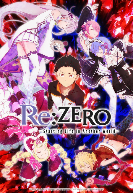 Crunchyroll Added Re:Zero Anime's English Dub To It's