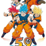 Choose Your Favorite Goku for Goku Day on May 9
