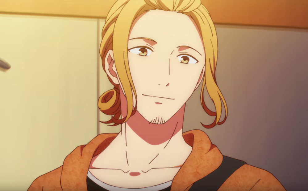 Given Boys-Love Anime's New Trailer Is Released With A New ...