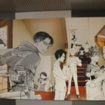 Shueisha and Kodansha's Biggest Manga Stars Appear in Shibuya Station