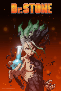 The Simulcast of Dr. Stone Anime on Crunchyroll Starts on July 5th