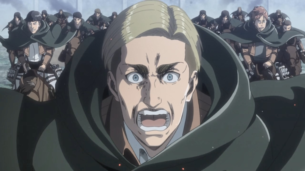 Attack on Titan Episode 'Hero' Officially IMDb's Nr.1 Top Rated Episode