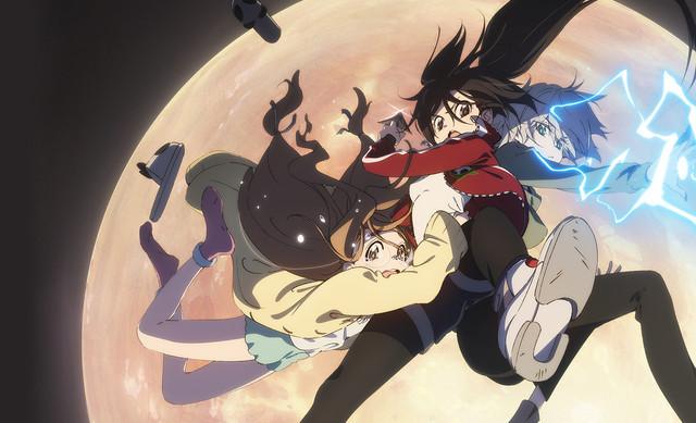 Blackfox Anime