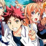 Food Wars! Shokugeki no Soma! Anime's Season 3 Is Getting an English Dub