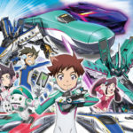 Shinkalion Anime Film Releases New Trailer With New Details Highlighted