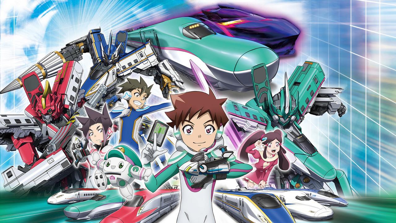 Shinkalion Anime Film