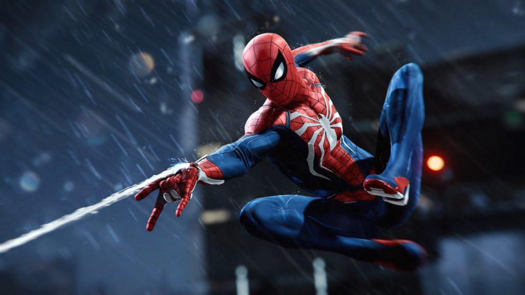 Spider-Man: Fake Red