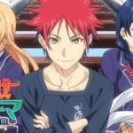 Adult Swim's Toonami Block Will Premiere Food Wars! Anime Starting On July 6th