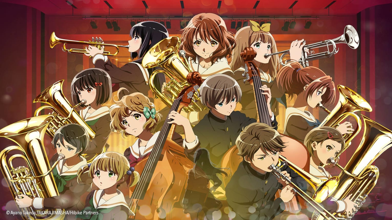 Six Kyoto Anime Films will be Re-Released over the Course of Three Weeks