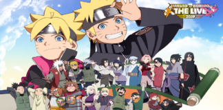New Poster Drawn for Naruto's 20th Anniversary