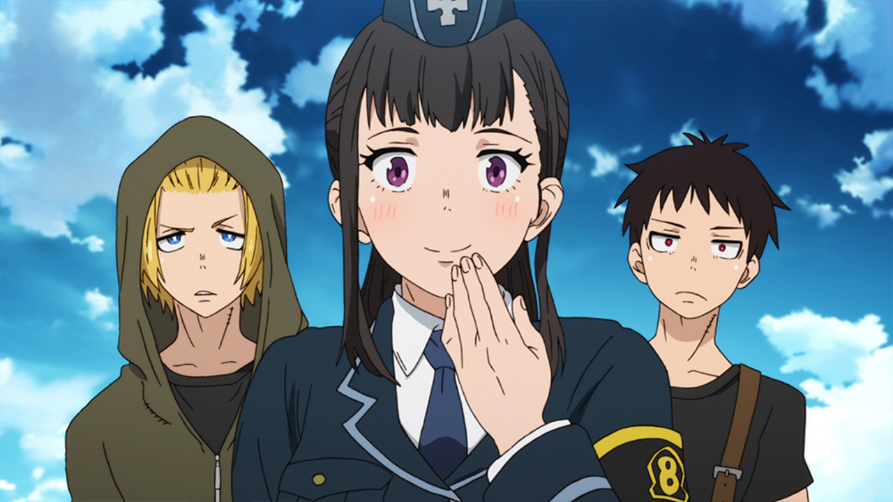 Fire Force Episode 3 Resumes Broadcasting on July 26