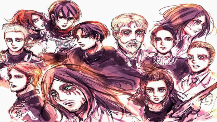 Attack on Titan Shows The Military's New Target: Nation of Marley