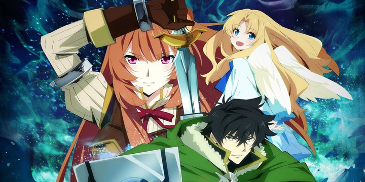 The Rising of the Shield Hero Cosplay