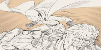 One-Punch Man Animator & Creator Celebrates with new Sketches for Season 2