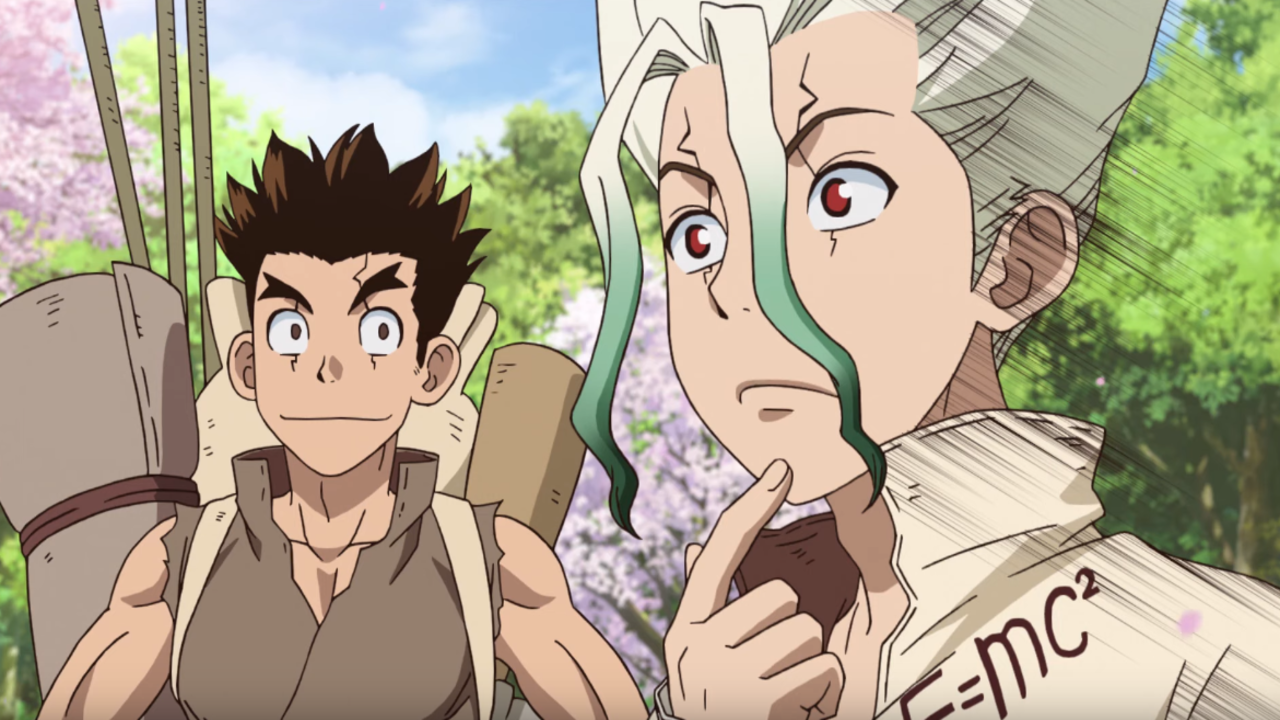 Dr. STONE - Official Episode 3 Preview