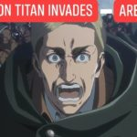 Attack on Titan Army Invades The Area 51 With Erwin Smith In Command