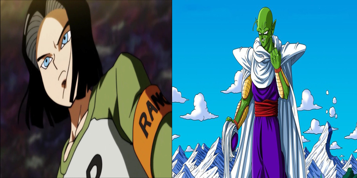 Piccolo and Android 17