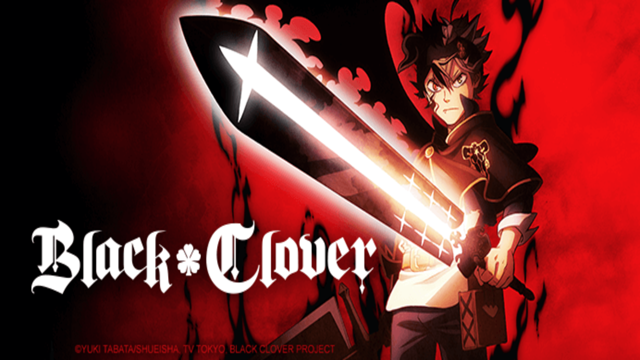 Black Clover Anime